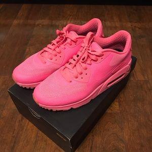Custom Pink Air Max 90